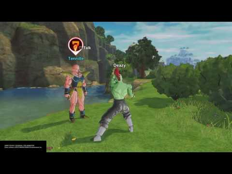 How To Unlock Poses And Emotes For DragonBall Xenoverse 2