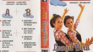 FULL ALBUM JAIPONG TATI MULYATI   LANGIT BIRU