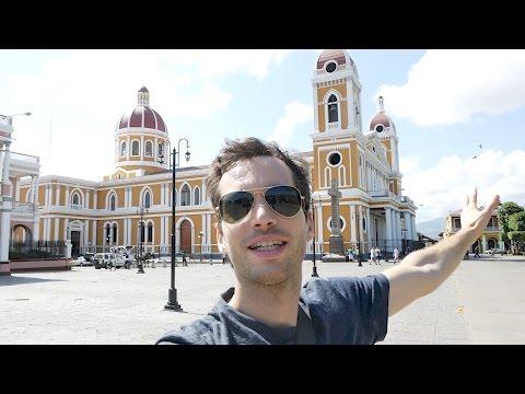 GETTING THE DRONE BACK | GRANADA MANAGUA