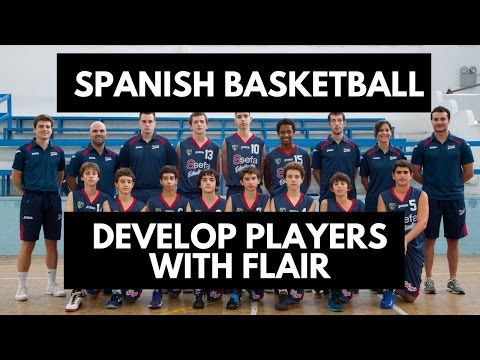 Developing players with flair the Spanish way