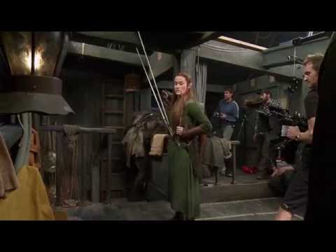 Behind The Scenes, The Hobbit: The Desolation Of Smaug