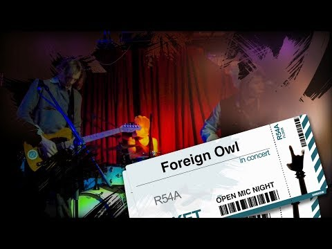 Foreign Owl - Pink Nose (Live Performance)