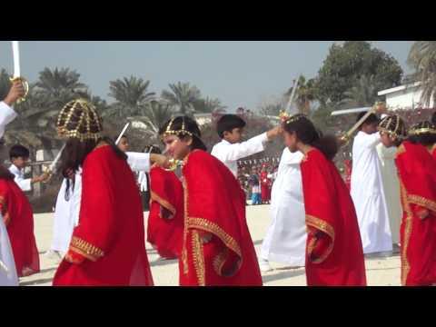 Aarush Arabic Dance at NHS bahrain