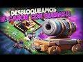 DESBLOQUEAMOS EL CAÑÓN con RUEDAS!! | Clash of Clans | Rubinho vlc