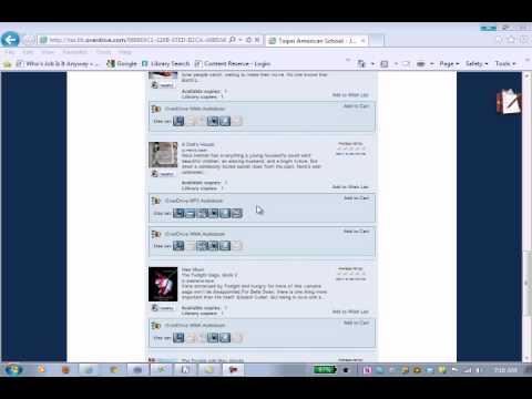 Audiobooks mp3 vs wma files