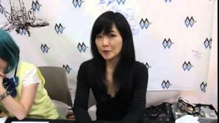 Mari Iijima at Macross World 2015