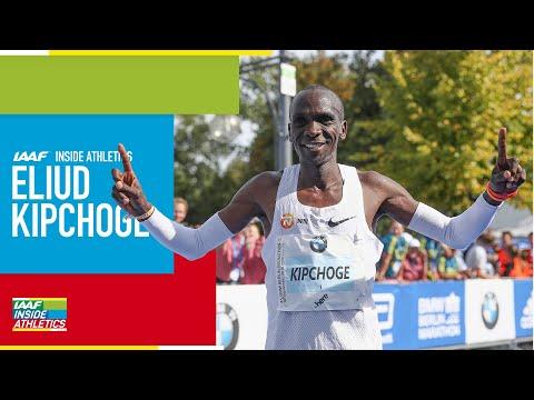 IAAF Inside Athletics: Eliud Kipchoge - Extended Cut