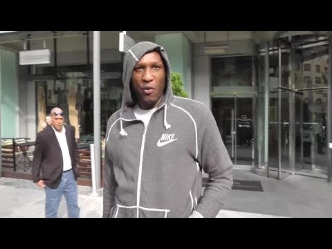 Shocking Reports About Lamar Odom's Own Charity - Splash News   Splash News TV   Splash News TV