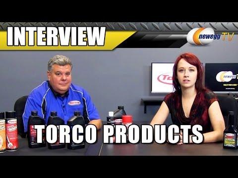 Torco Advanced Auto Lubricants Interview - Newegg TV