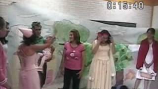 """CUSI FES Iztacala Obra de teatro """"Una historía disparatada"""" Psicología UNAM"""
