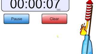 rocket timer