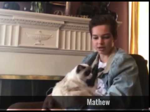 Matthew (Teen Ambassador)- Why should you only allow real friends onto your social media profiles?