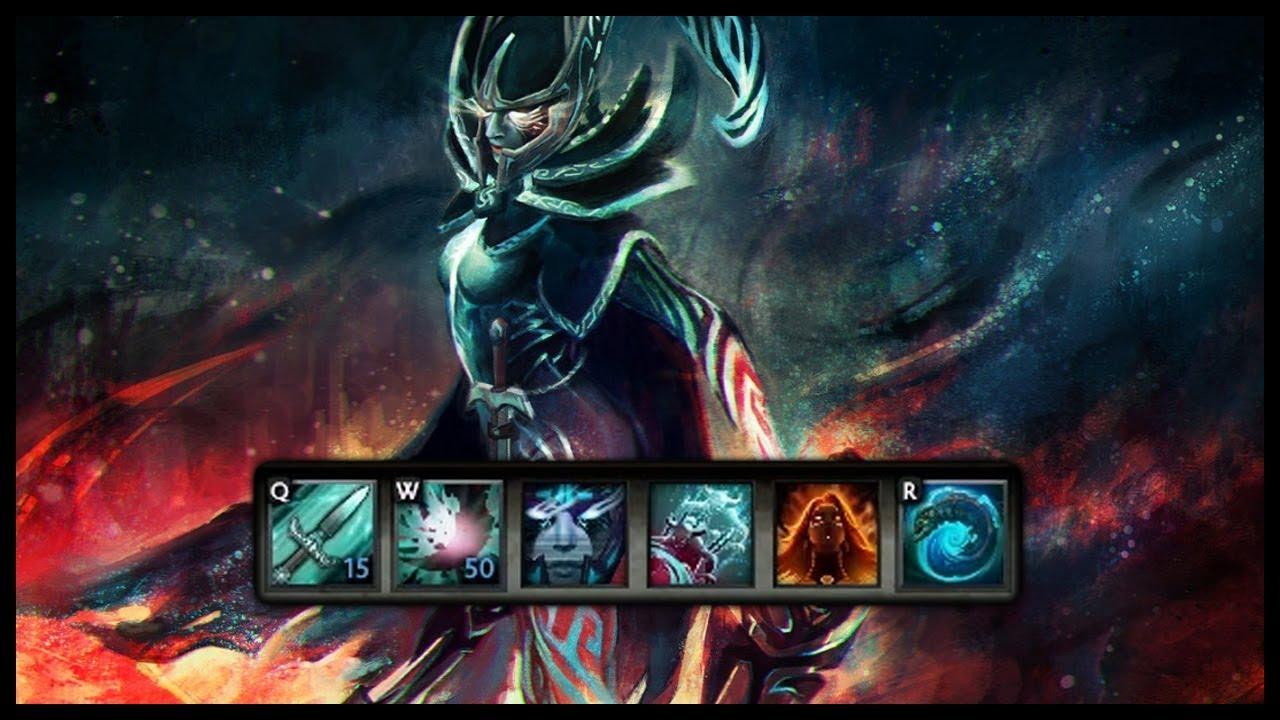 dota 2 mods upgraded phantom assassin baumi plays legends of