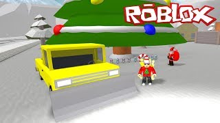 Ab ins warme Auto ▶ Roblox Snow Shoveling Simulator #6