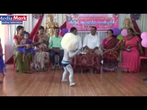 Ullal yaliya pili dance: children's day