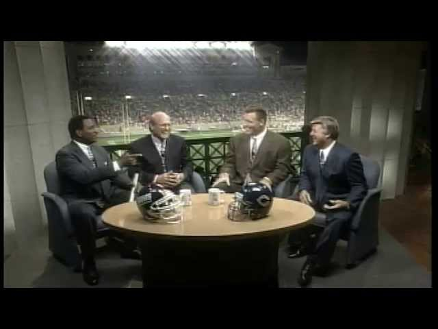 WSVN 7 on the Sidelines NFL on FOX Preview 1994