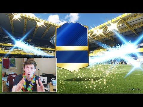 OMG 3 BLUES IN ONE PACK!! 91+ BEAST PULL! TOTS SBC BONUS REWARD! - FIFA 17 TOTS PACK OPENING
