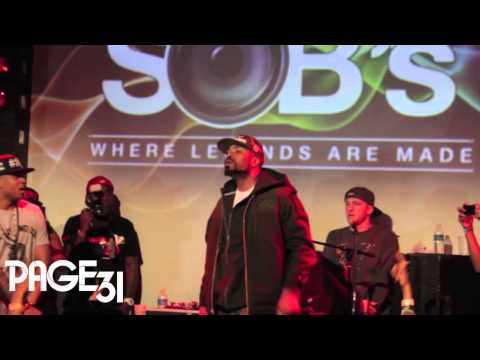 Mack Wilds brings out ASAP Ferg, Method Man & Bodega Bamz