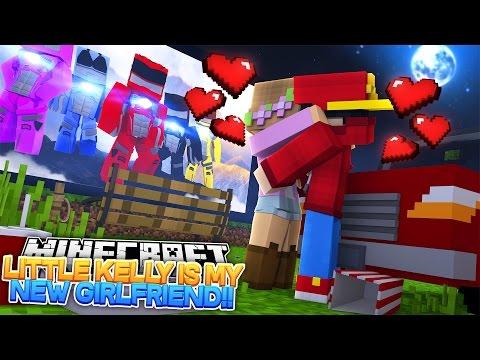 Minecraft Adventure - LITTLE KELLY IS MY NEW GIRLFRIEND!! - Видео из Майнкрафт (Minecraft)