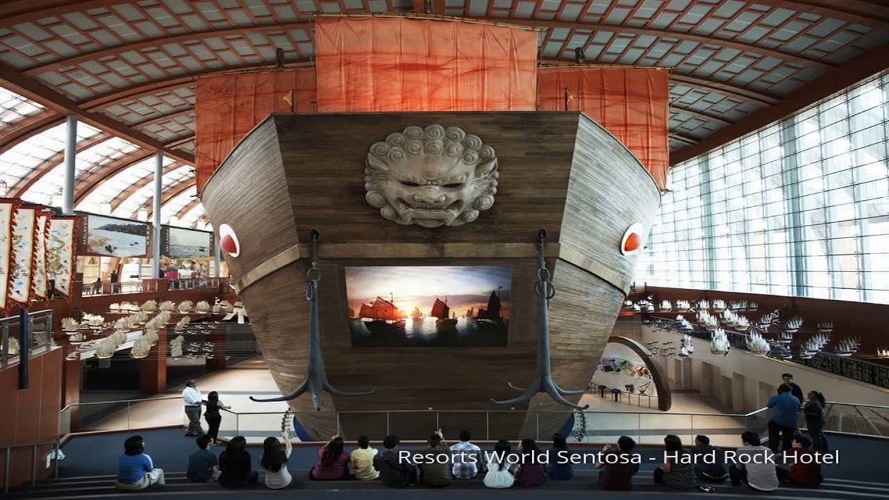 resorts world sentosa - hard rock hotel - youtube