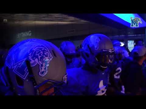Memphis Football: LBMS Locker Room Reveal