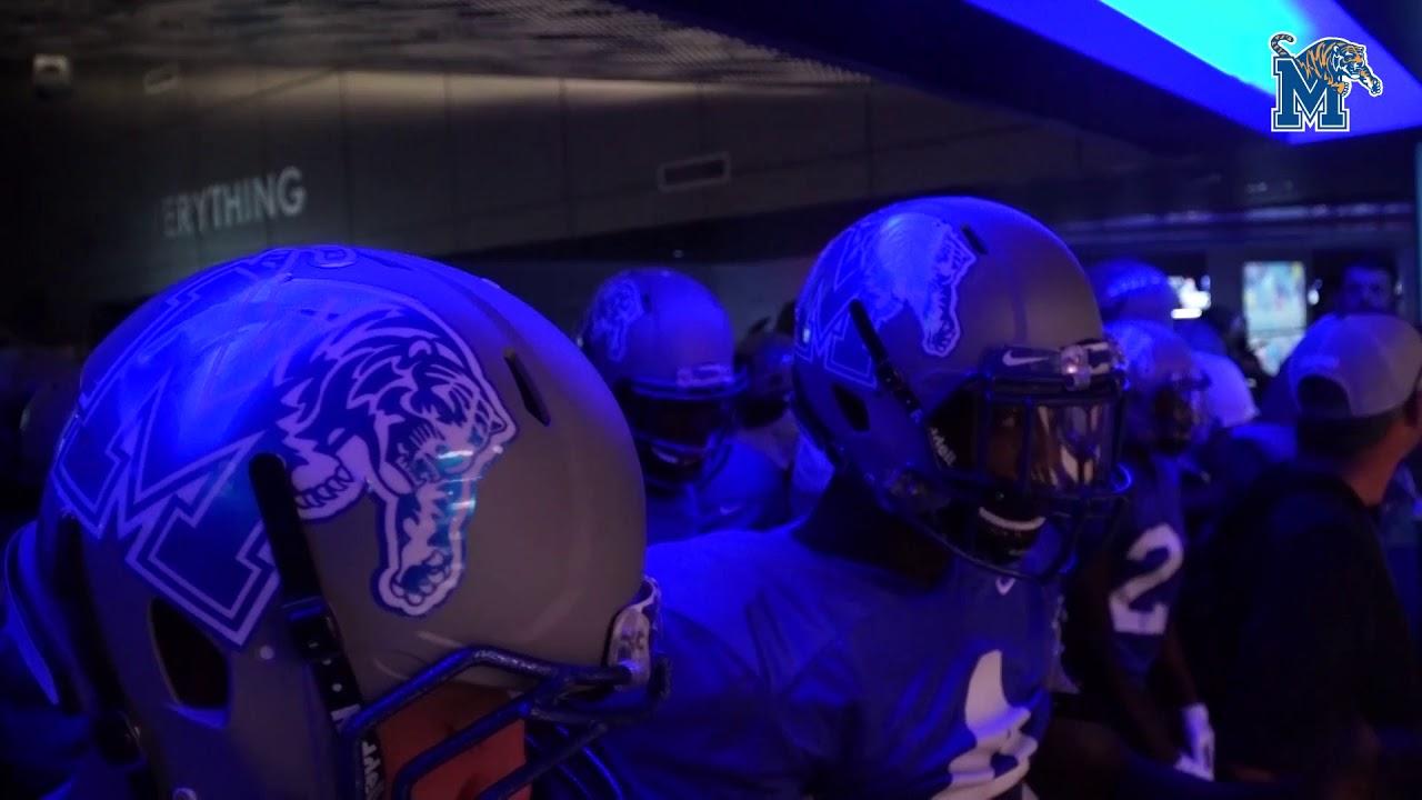 Memphis Football Lbms Locker Room Reveal