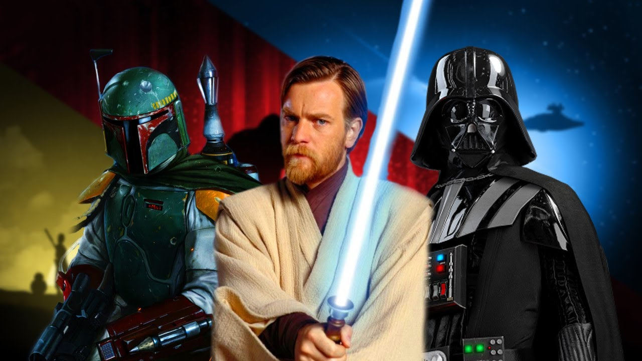 Top 10 Star Wars Characters