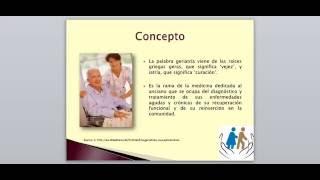 Reseña Histórica Geriatría y Gerontología