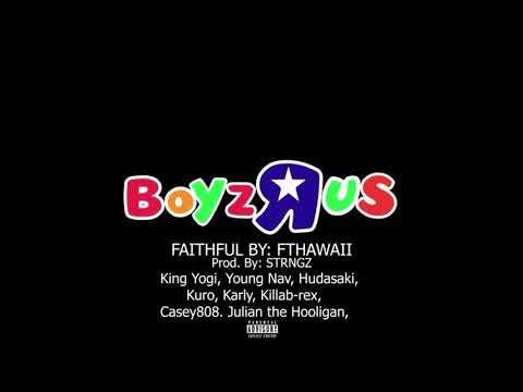 Faithful (Offical Audio) Prod. By: Stringz & @FTHAWAII