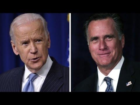 Biden encourages Romney to run for Senate