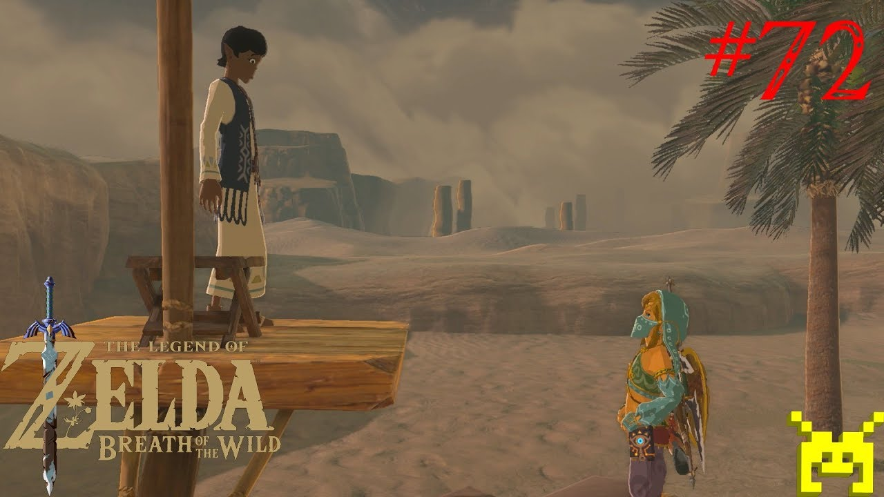The Legend Of Zelda Breath Of The Wild Dako Tah Shrine Eye Of
