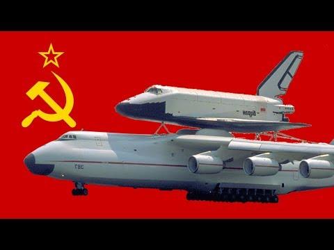 10 Soviet Union Engineering Achievements