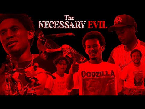 Davonte Jolly's The Necessary Evil 001 Video