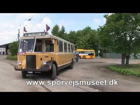 Tag tog og bus til SPORVEJSMUSEET