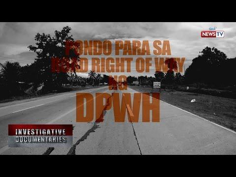 Investigative Documentaries: Nawawalang pondo ng DPWH