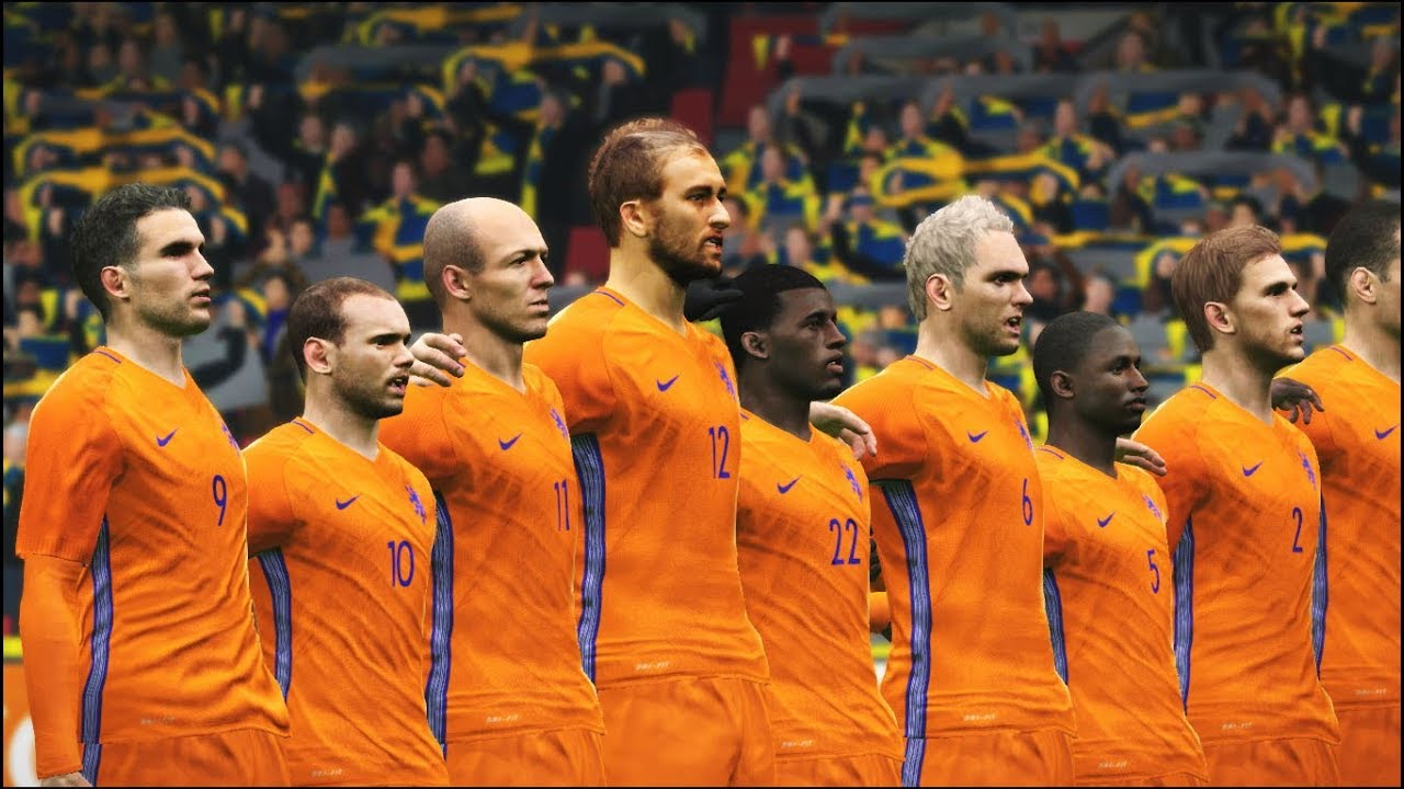 NETHERLANDS VS SWEDEN Full Match