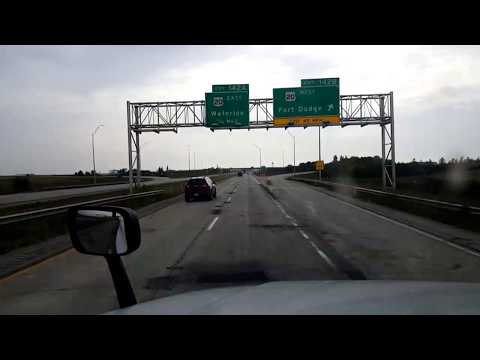 BigRigTravels LIVE! Williams, Iowa to..Interstate 35 South-Sept. 16, 2017