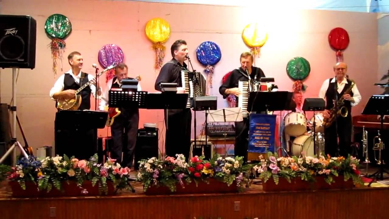 Adam Barthalt Polka Band In German American Club Miami Florida 3 20 10