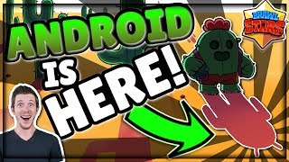 [News] Brawl Stars ANDROID RELEASE! | When u0026 How to Download!