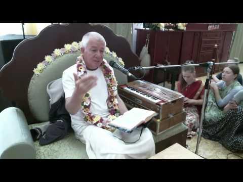 Шримад Бхагаватам 1.18.12 - Чайтанья Чандра Чаран Прабху