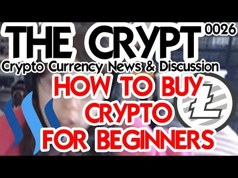 How to buy STEEM and other Crypto Currency for Beginners! Coinbase + Binance | The Crypt #0026