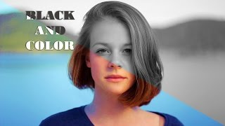Color and  Black & white - PowerPoint Tutorial