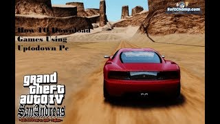 Gambar cover How To Download Games Using Uptodown