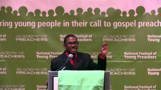 Allen Reynolds, 2014 National Festival of Young Preachers