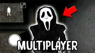 We Found Scream In Granny Multiplayer... Ghostface Vs Granny Horror Game Multiplayer