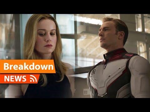 Avengers Endgame Trailer 2 Breakdown