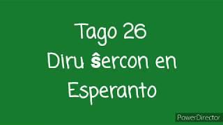 26a Tago – Diru ŝercon en Esperanto #30DRYC