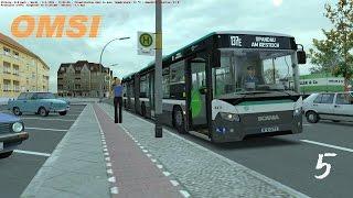 [OMSI 2] Let's play #5   HLP + Ligne 137E en Scania RATP !