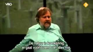 Slavoj Zizek - Nature does not exist