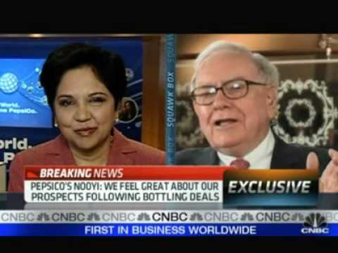 Warren Buffett on Pepsi